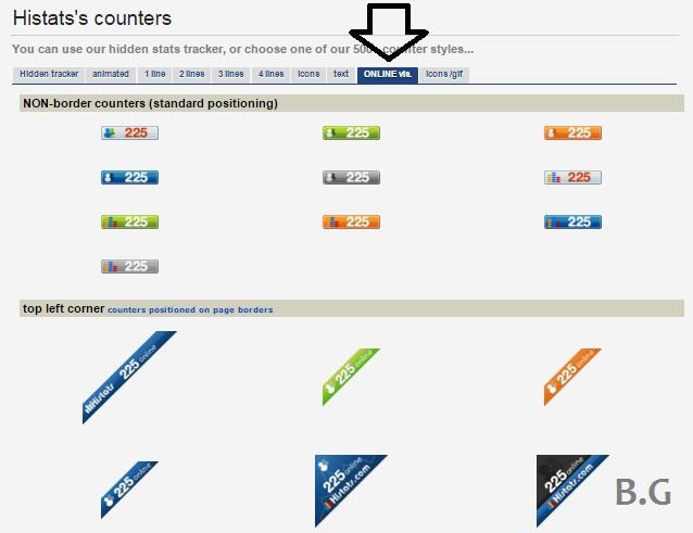 cara mengetahui visitor real time atau user online blog