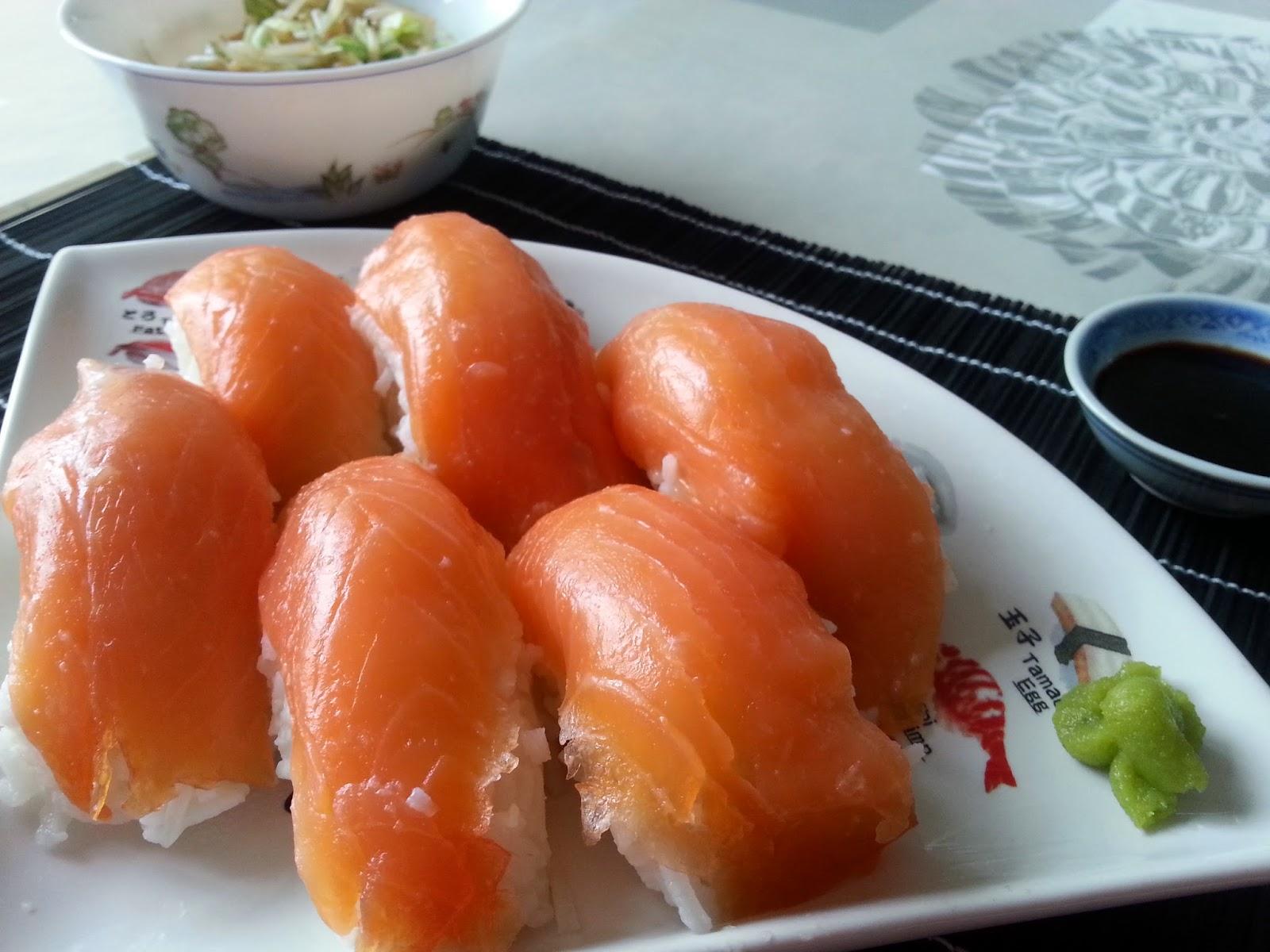 Sushis maison - Absorber l humidite avec du riz ...