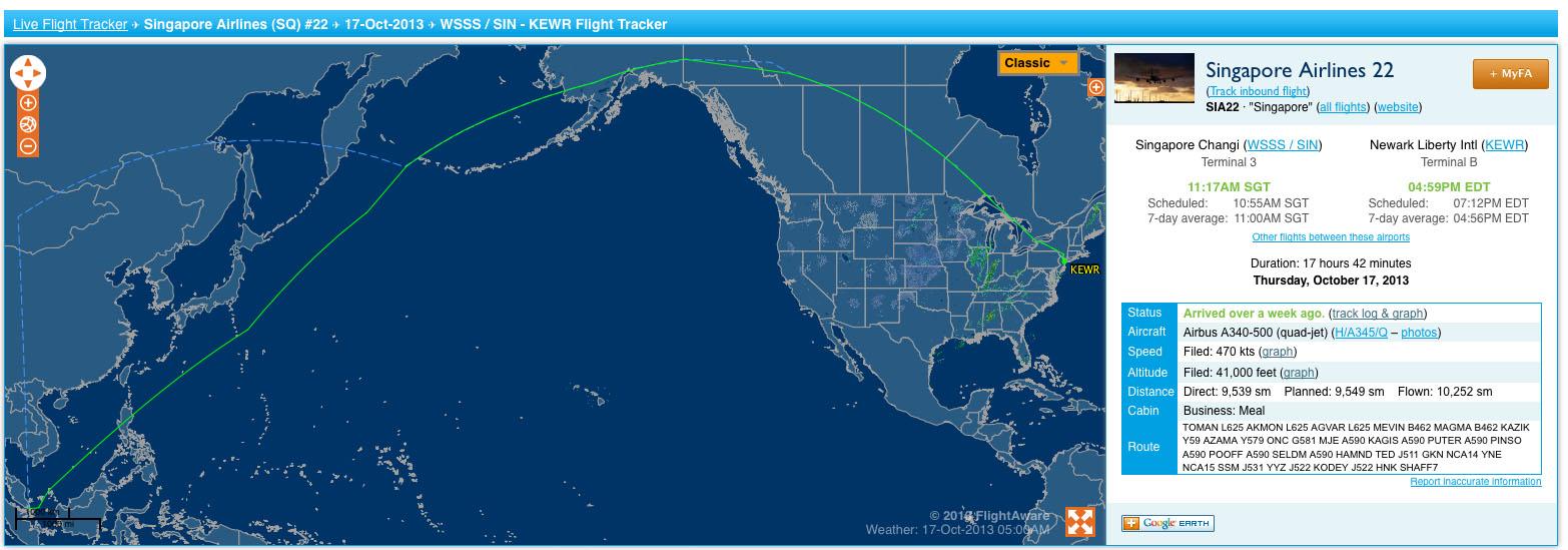 Surprise Meet-up On Board the World\'s Longest Flight