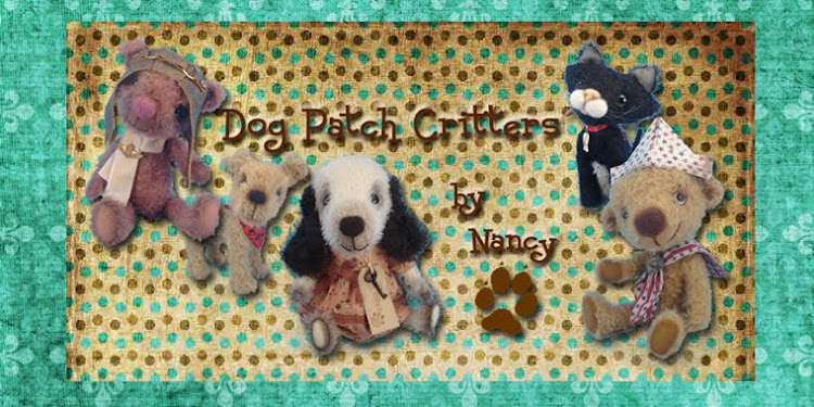 Dog Patch Critters by Nancy
