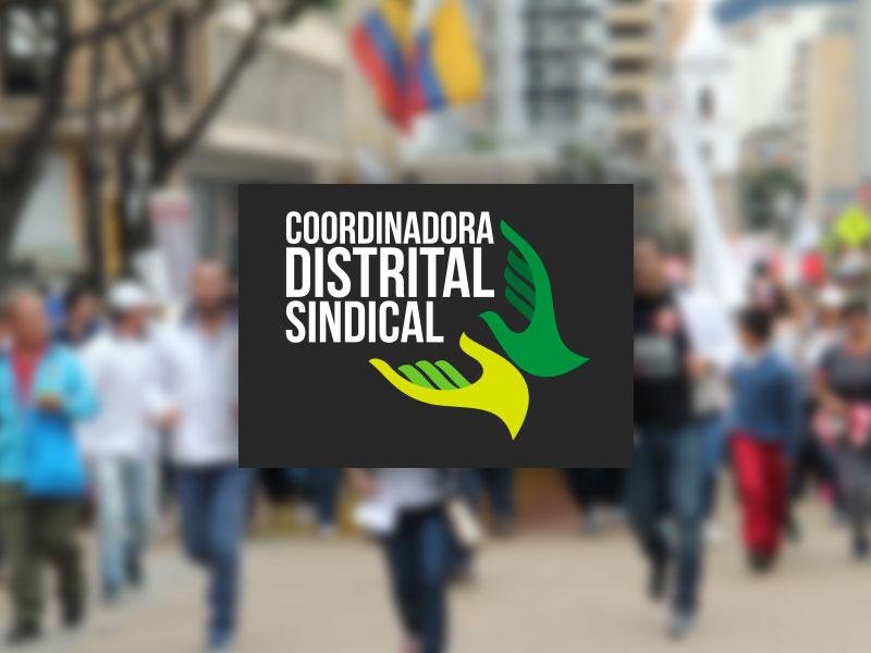 Relatoría Coordinadora Sindical 3 de agosto 2017