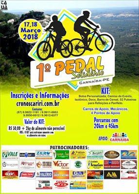 1º Pedal Solidário