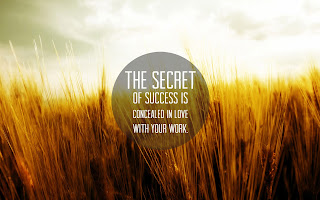 How to be succesful