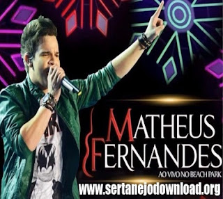 CD Matheus Fernandes - Ao Vivo no Beach Park - 2013
