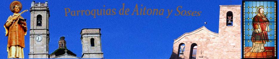 Parròquies d'Aitona i Soses