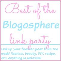 Best of the Blogosphere Link Party