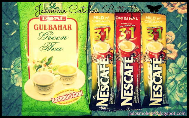 Tapal Gulbahar &amp; Nescafe
