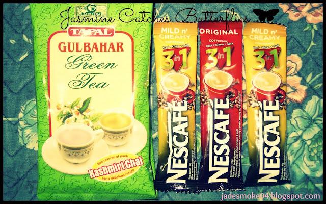 Tapal Gulbahar & Nescafe