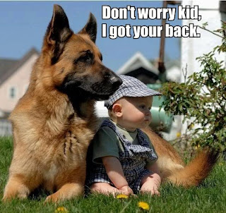 Don't worry kid. I got your back.