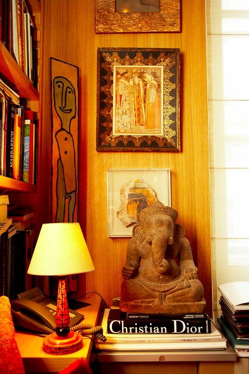 Loveisspeed Jacques Grange Interior Architect At His Home 2nd Arrondissement Paris