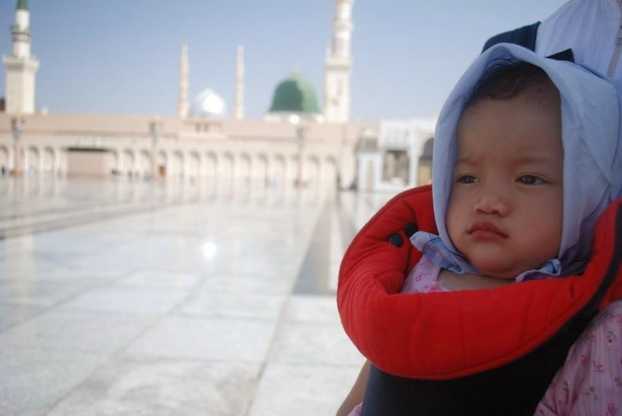 Tips Umroh Anak Bayi