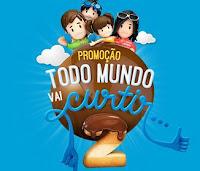 Promoção 'Todo Mundo vai Cutir 2' Lojas Americanas www.todomundovaicurtir2.com.br