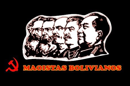 MAOISTAS BOLIVIANOS