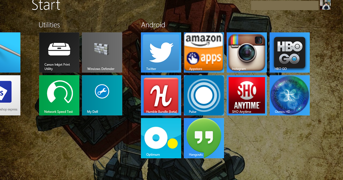 Lifesperience: Run Android Apps on the Dell Venue Pro 8