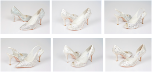 Crystal Coutures Designer Luxury Shoes