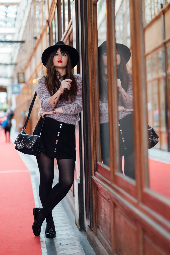 Streetstyle, Parisian Blogger, Fashion, Look, Chic style, What I wore today, Meet me in paree