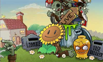 Strategy Games, Simulation Games, PopCap Games, Windows Phone Apps, Windows Phone Games, Plants vs Zombies, Download free windows phone games, Plants vs Zombies for windows phone, download xap apps, xap windows phone games