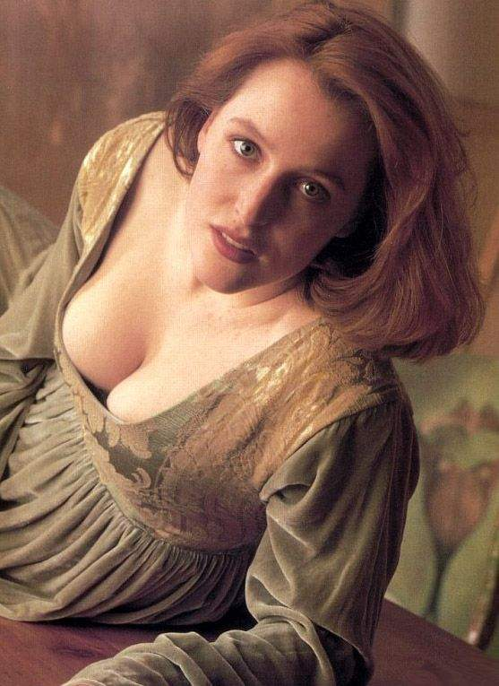 Photos of stars gillian anderson sexy for Hardcore tattoo porn