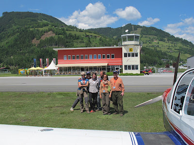 Aeròdrom de Zell am See.