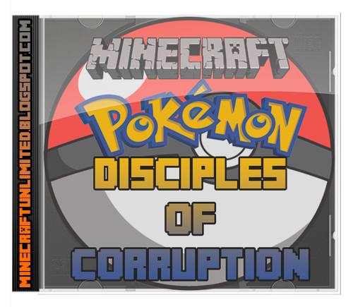 Pokemon: Disciples of Corruption Mod carátula