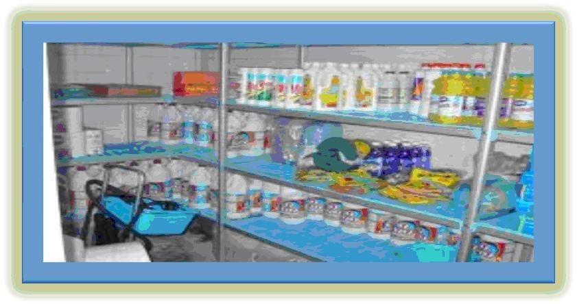 Cuarto de limpieza y dep sito de articulo de aseo enfermeria for Cuarto quirurgico