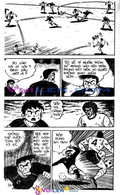 Jindodinho - Đường Dẫn Đến Khung Thành III  Tập 19 page 36 Congtruyen24h