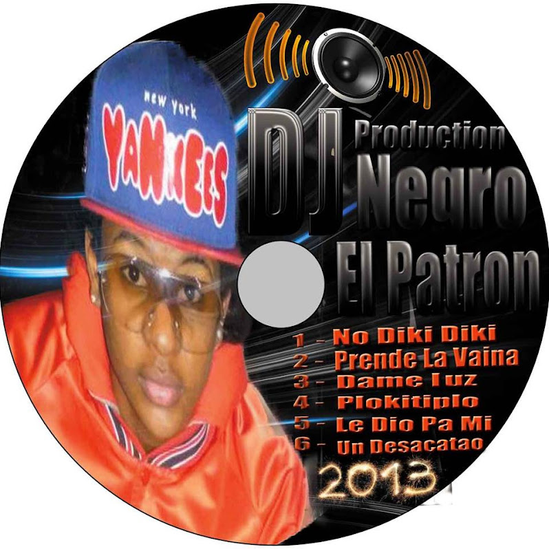 dj negro the patron bajate el album
