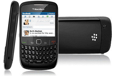 how to use blackberry curve 8520