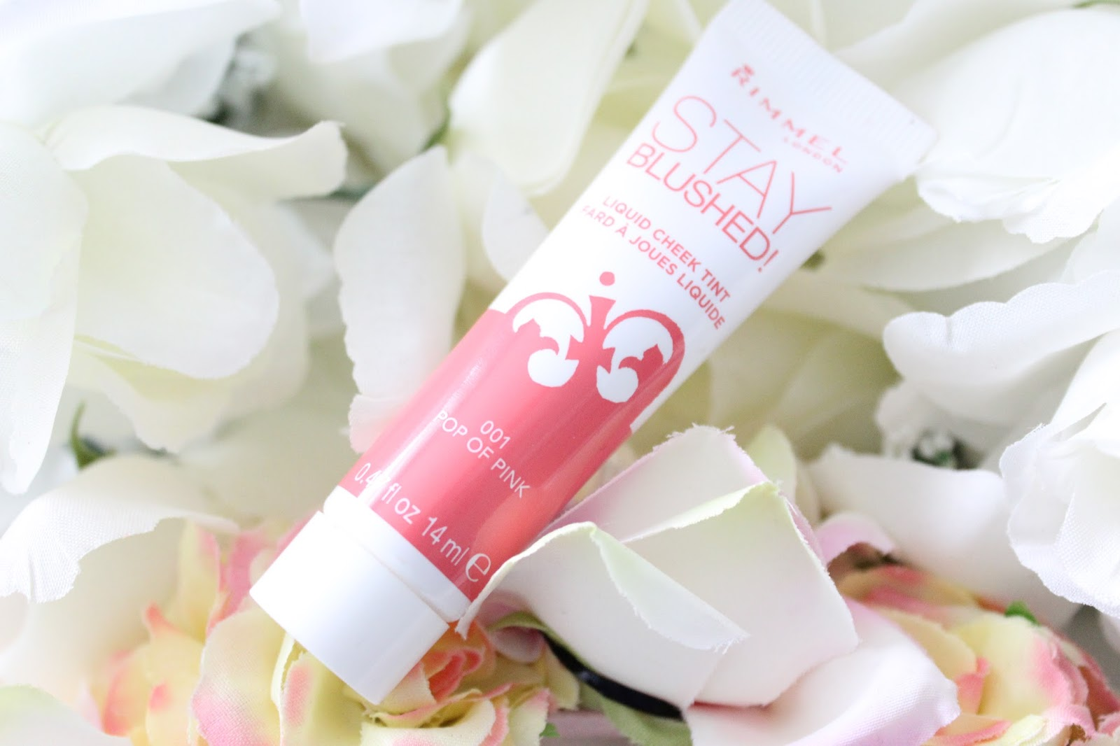 Rimmel Stay Blushed Cheek Stain Swatch