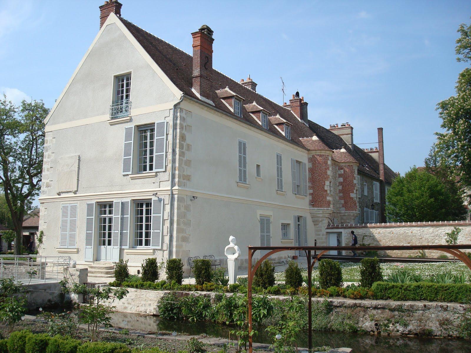 Home garden la maison de jean cocteau milly la for t - Office tourisme milly la foret ...