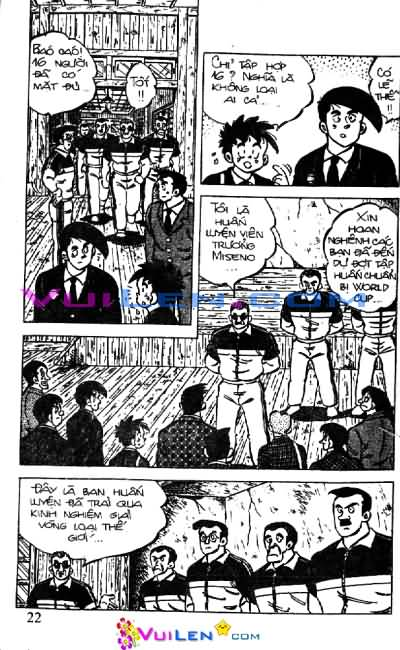 Jindodinho - Đường Dẫn Đến Khung Thành III Tập 30 page 22 Congtruyen24h