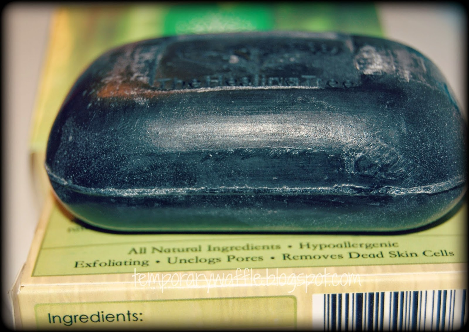bamboo charcoal as a soap I love this soap i've been wanting to try a natural charcoal product for so long now and this made for a good first experience i am also a big fan of bamboo products in general so that was another selling point for me personally.