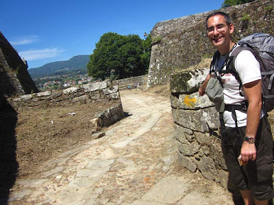 The Way of Saint James in Valença do Minho