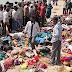 Fallecen más de 90 personas tras estampida en la India