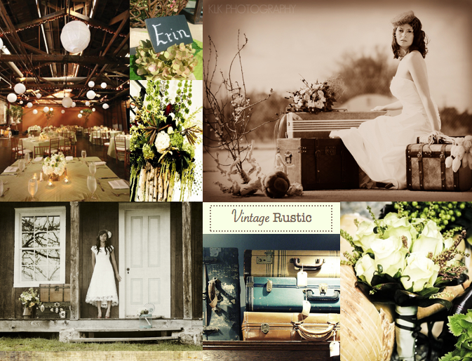 Vintage Wedding Decoration Ideas