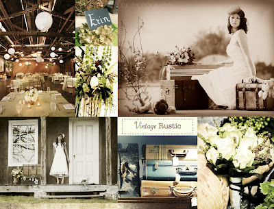 Amazing Vintage Wedding Decorations