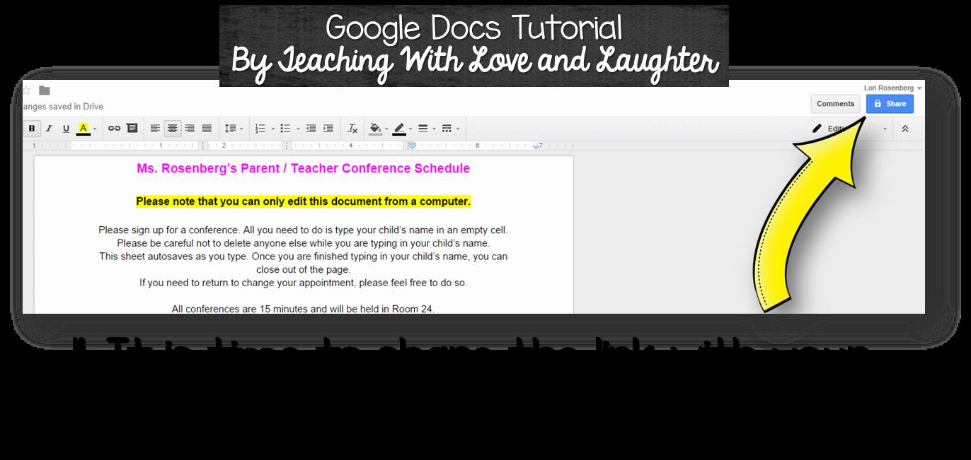 Scheduling App Using Google Docs | Calendar Template 2016