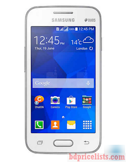 Samsung Galaxy V Plus Review with full Specifications And Price in Bangladesh