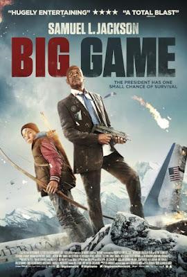 Big Game (2015) WEBRip + Subtitle