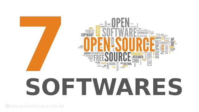 7 Softwares Open Source