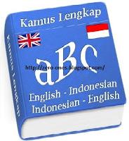 Kamus Indonesia - Inggris Untuk HP Symbian dan Java
