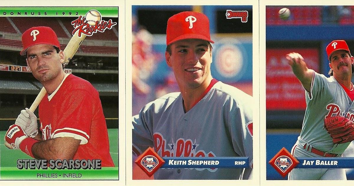1993 Donruss Baseball Card #356 Jay Baller
