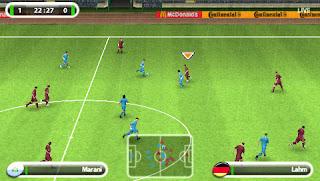 Telecharger UEFA Euro 2008 PSP