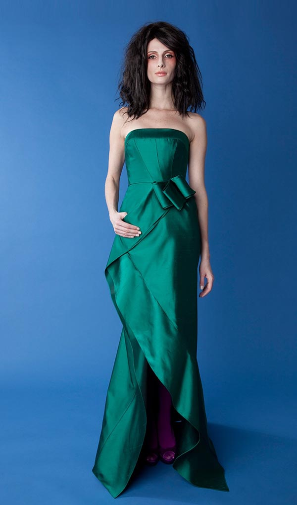Some Models Dress Women: Angel Sanchez Evening Dresses