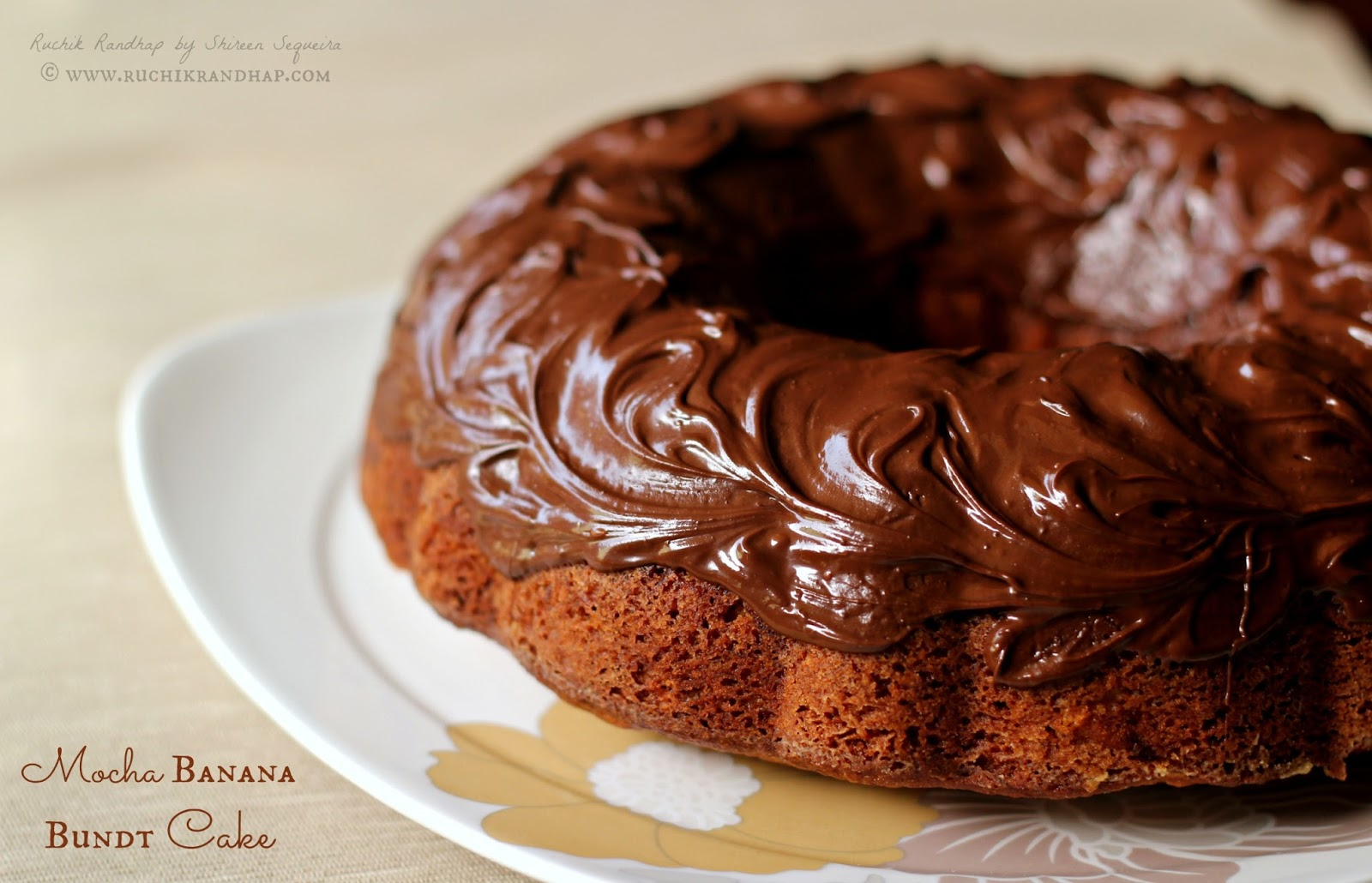 Best Banana Bundt Cake