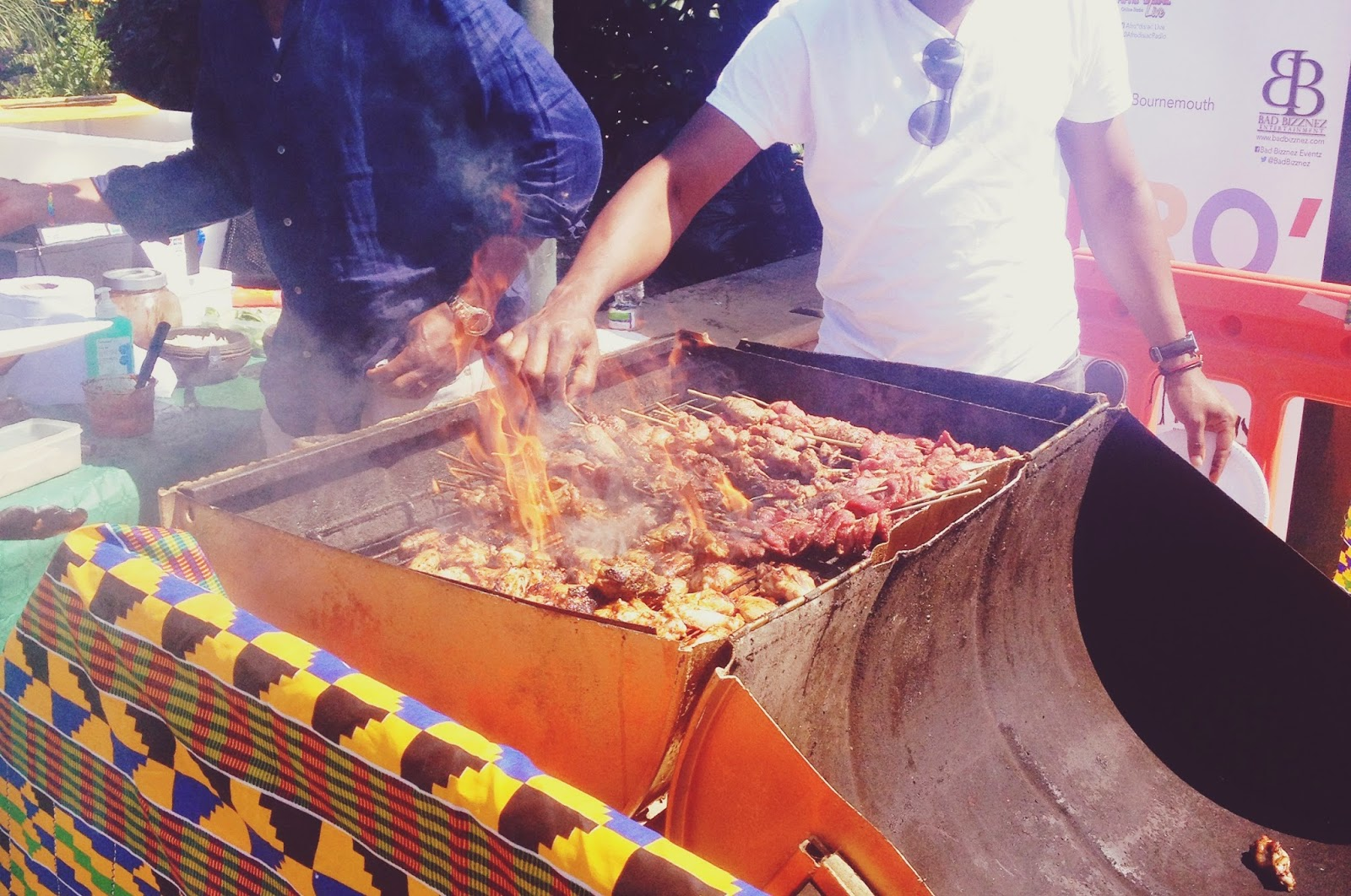 The Bournemouth Food and Drink Festival, food blog