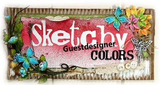 Sketchy Colors Guestdesigner