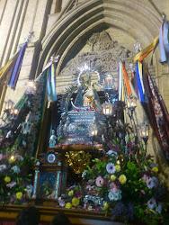 Virgen de la Cabeza. Hdad Matríz de Andujar