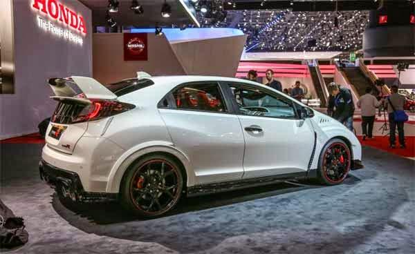2016 Honda Civic Type R Premiere US
