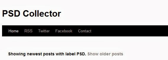 PSD Collector